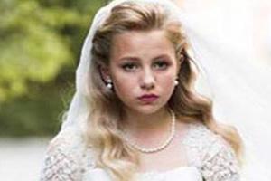جنجال ازدواج دختر 12 ساله در شبکه های اجتماعی (عکس)