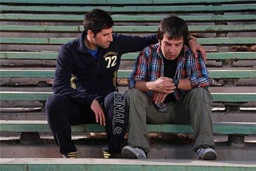 یک فوتبالی دیگر به دنیای بازیگری وارد شد (عکس)