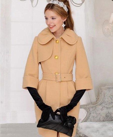 زیباترین مدل پالتوی زمستانی دخترانه و زنانه