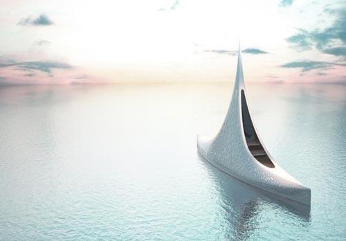 بزرگترین قایق لوکس و مدرن در دنیا (عکس)
