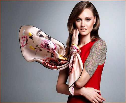 جدیدترین مدل های روسری برند ترکیه