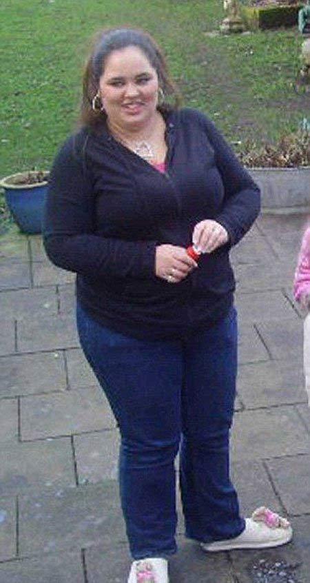 شهرت خانم زیبای  70 کیلویی در شبکه های اجتماعی! (عکس)