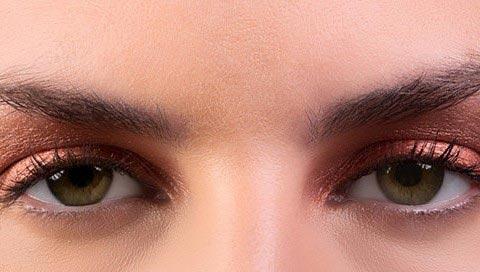 بهترین سایه چشم برای انواع رنگ چشم ها (عکس)