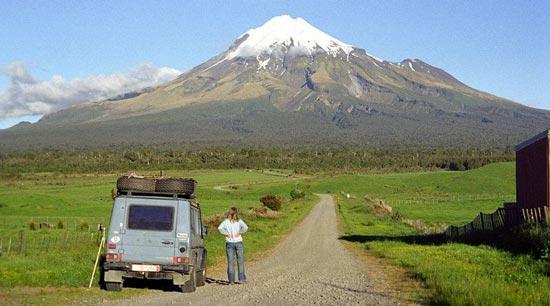 این زوج 26 سال بدون توقف به دور دنیا سفر کردند (عکس)