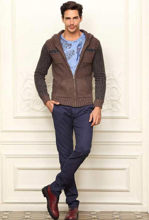 زیبا و شیک ترین مدل لباس مردانه پاییزه و زمستانه