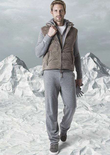 انواع لباس زمستانی مردانه برند Fedeli