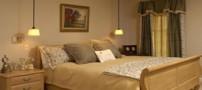 طراحی بسیار شیک برای اتاق خواب (عکس)