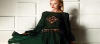 انواع مدل های شیک و جدید لباس شب مجلسی زنانه