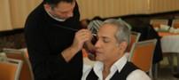 اولین عکس اتاق عمل مهران مدیری منتشر شد