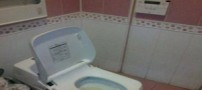 جالب ترین توالت هوشمند در سن پترزبورگ (عکس)