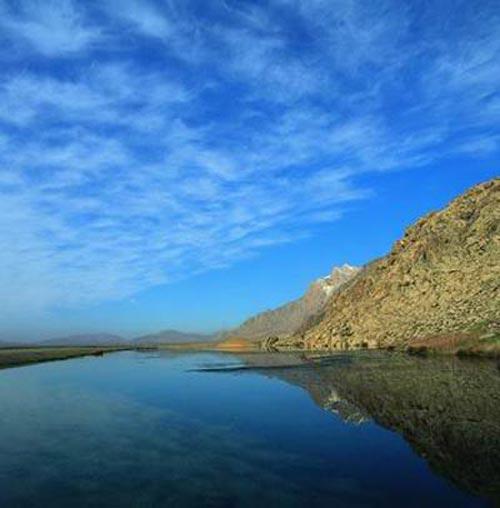 عکس هایی از تالاب هشیلان در شهر کرمانشاه