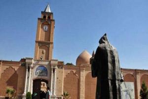 تصاویری از کلیسای وانک 350 ساله اصفهان