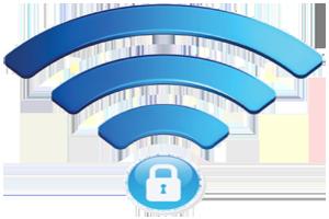 اقدامات امنیتی برای شبکه وایرلس