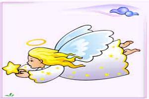قصه کودکانه و کوتاه فرشته ها