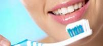 عارضه ای که از مصرف بیش از حد خمیر دندان به وجود می آید