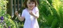 بیماری عجیب دختر با استعداد 5 ساله (عکس)