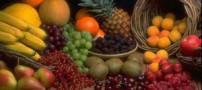 بهترین میوه های پاییزی برای پوست