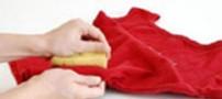 شیوه پاک کردن لکه لاک از روی لباس