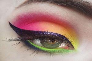 جدید و زیباترین مدل آرایش چشم مجلسی