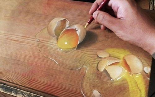 مجموعه نقاشی های بسیار زیبای رئالیستی