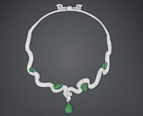 گالری جدیدترین جواهرات برند Dior (عکس)