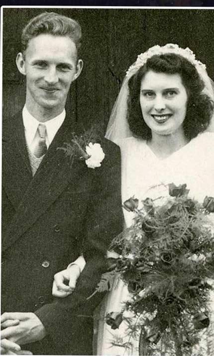 وفادارترین زوج خوشبخت دنیا (عکس)