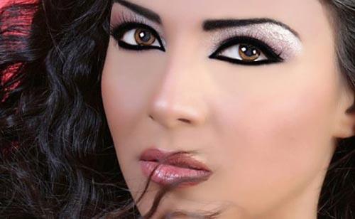 آلبوم جدید و زیباترین مدل آرایش چشم