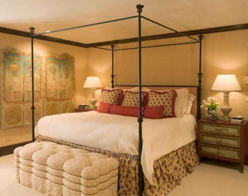 مدل شیک چیدمان اتاق خواب عروس و داماد