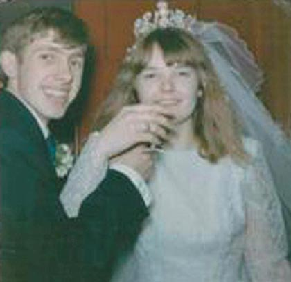 بالاخره رکورد ازدواج این آقا متوقف شد! (عکس)