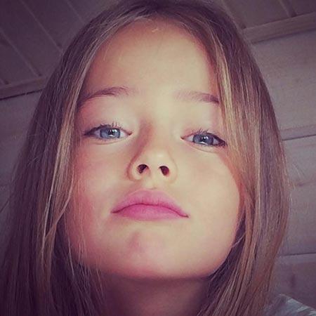 این دختر 9 ساله زیباترین مدلینگ جهان است (عکس)
