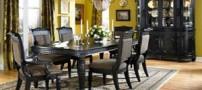 شیک و به روزترین مدل های میز و صندلی ناهارخوری