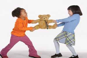 شیوه های کنترل دعوا میان بچه ها