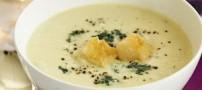 سوپ ذرت خوشمزه و دستور طبخ آن