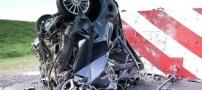 طراحی خودرویی که تصادف نمی کند! (عکس)
