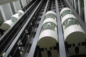 طراحی آسانسوری که افقی حرکت می کند (عکس)