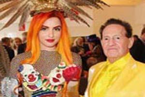تصور خانم مدلینگ از ازدواج با میلیاردر 71 ساله (عکس)