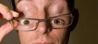 معرف شدن جهانی مرد معتاد برای چهره جذابش (عکس)