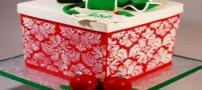 مدل کیک های زیبا برای جشن کریسمس