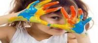 بازی هایی که کودکتان را خلاق می کند