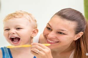 سلامت دندان های شیری کودک را جدی بگیرید
