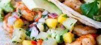 دستور تهیه تاگوی میگو خوراک مکزیکی