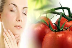فواید شگفت انگیز گوجه فرنگی در زیبایی پوست