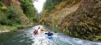 هیجان انگیزترین رودخانه های دنیا برای رفتینگ (عکس)