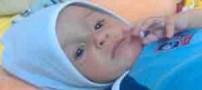 این کودک کوچکترین کارتن خواب در تهران است (عکس)