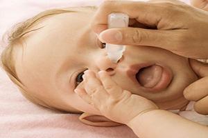 علت گرفتگی بینی کودکان چیست؟