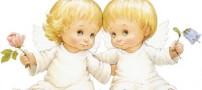 نام دو فرشته نگهبان انسان چیست؟