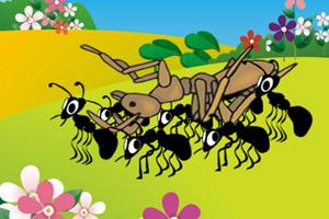 قصه کودکانه ماشین مورچه ها