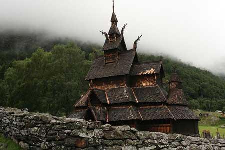 جاذبه های دیدنی و دل انگیز نروژ (عکس)