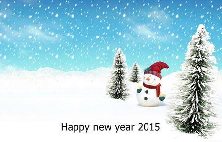 مجموعه کارت پستال های زیبا ویژه کریسمس