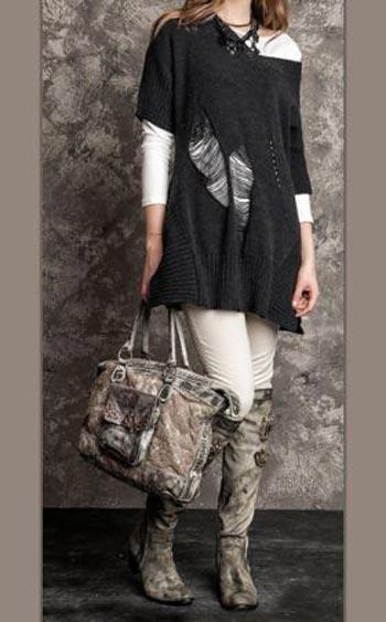 مجموعه شیک ترین لباس پاییز زنانه برند Daniela Dallavalle
